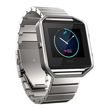 Fitbit Blaze Metal Links & Frame