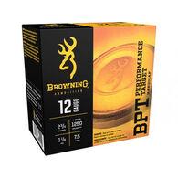 "Browning BPT Handicap Performance Target 12 GA 2-3/4"" 1-1/8 oz. #7.5 Shotshell Ammo (25)"