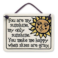 "Spooner Creek Designs ""My Sunshine"" Mini Charmers Tile"