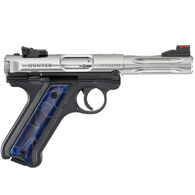 """Ruger Mark IV Hunter Raffir Composite 22 LR 4.5"""" 10-Round Pistol"""