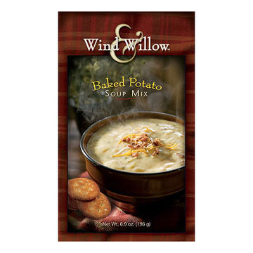 Wind & Willow Baked Potato Soup Mix