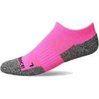 New Balance Men's & Women's Elite Cushioned Running No Show Sock - Special Purchase
