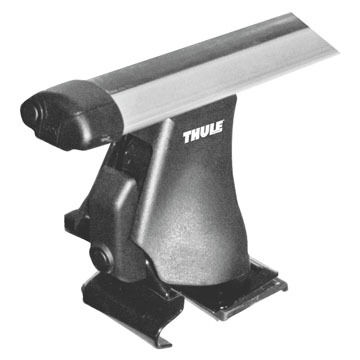 Thule Rapid Aero Foot Pack - Discontinued Model