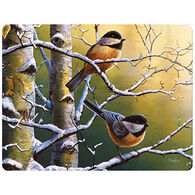 Rivers Edge Chickadee Cutting Board