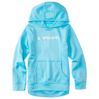 Carhartt Girls' Force Logo Sweatshirt