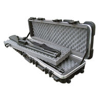 SKB ATA Short Double Rifle Wheeled Case