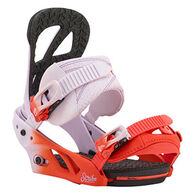 Burton Women's Scribe Snowboard Binding - 15/16 Model