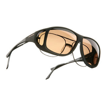 Cocoons Aviator (XL) OveRx Polarized Sunglasses