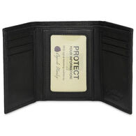 Osgoode Marley Men's RFID Double ID Trifold Wallet
