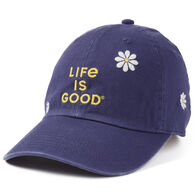 Life is Good Women's Daisy LIG Stack Chill Cap