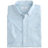 Southern Tide Men's Seven Mile Beach Short-Sleeve Shirt