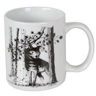 Carville's Wolf Tracks Ceramic Mug