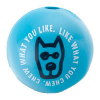 Life is Good Small Rocket Ball Dog Toy