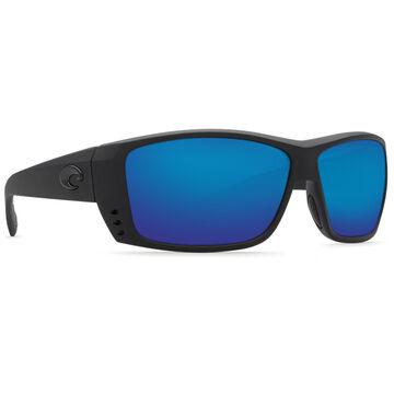 Costa Del Mar Men's Cat Cay Glass Lens Polarized Sunglasses