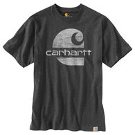 Carhartt Men's Original Fit Heavyweight C Graphic Logo Short-Sleeve T-Shirt