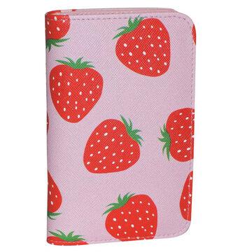 Buxton Women's Fruit Pik-Me-Ups Snap Card Case