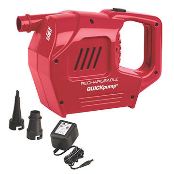 Coleman QuickPump Rechargeable Pump