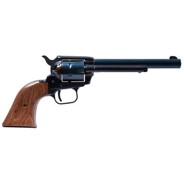 Heritage Rough Rider Blue 22 Combo Small Bore 6.5 6-Round Revolver w/ Cedar Box