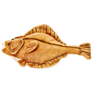 Cabin Critters 17 Plush Flounder