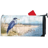 MailWraps Love The View Herring Magnetic Mailbox Cover