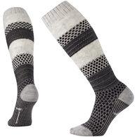 SmartWool Women's Popcorn Cable Knee-Hi Sock