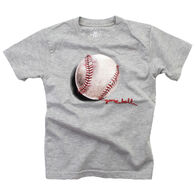Wes And Willy Boy's Baseball Short-Sleeve T-Shirt
