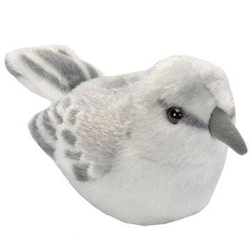 Wild Republic Audubon Stuffed Animal - Northern Mocking Bird