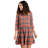 Toad&Co Women's Re-Form Tiered Dress