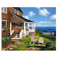 White Mountain Jigsaw Puzzle - Ocean Avenue