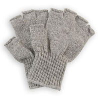 Newberry Men's Fingerless Ragg Wool Glove