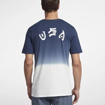 Hurley Mens USA National Short-Sleeve T-Shirt