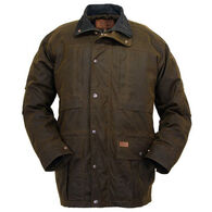 Outback Trading Men's Deerhunter Oilskin Jacket