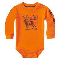 Carhartt Infant/Toddler Boys' Future Hunter Long-Sleeve Bodyshirt