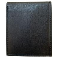 Deerfield Leathers Men's Classic Bifold Wallet