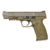 "Smith & Wesson M&P9 M2.0 FDE 9mm 5"" 17-Round Pistol"