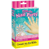 Faber-Castell Press-On Nail Party