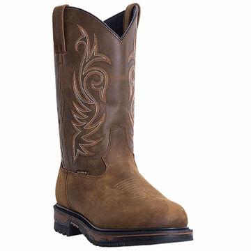 Dan Post Mens Laredo Hammer-Steel Toe Western Boot