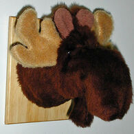 Fairgame Wildlife Sunny Moose Plaque Mount Trophy