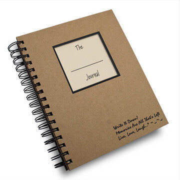 "Journals Unlimited ""Write it Down!"" Blank Journal"