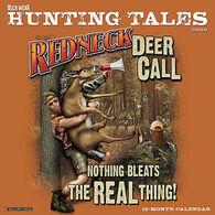 Willow Creek Press Buck Wear's Hunting Tales 2020 Wall Calendar