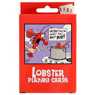 Entertain Ya Mania Hey, Bob! Lobster Playing Cards