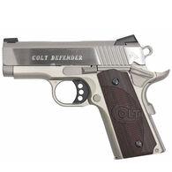 "Colt Defender SS 45 ACP 3"" 7-Round Pistol"