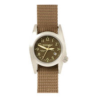 Bertucci Women's M-1S Field Nylon Band Watch