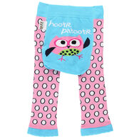 Lazy One Infant Girl's Hootie Patootie Legging
