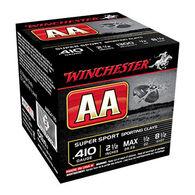 """Winchester AA Target 410 GA 2-1/2"""" 1/2 oz. #8-1/2 Shotshell Ammo (25)"""