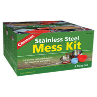 Coghlan's Stainless Steel Mess Kit