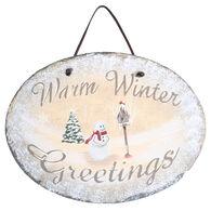 Timeless By Design Winter Greetings Slate