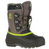 Kamik Boys' Luke Waterproof Insulated Boot