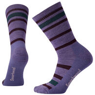 415117a8abc7 SmartWool Women's Striped Hike Light Cushion Crew Sock