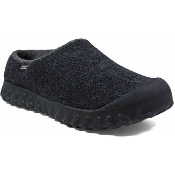 Bogs Men's B-Moc Slip On Wool Insulated Slipper Shoe